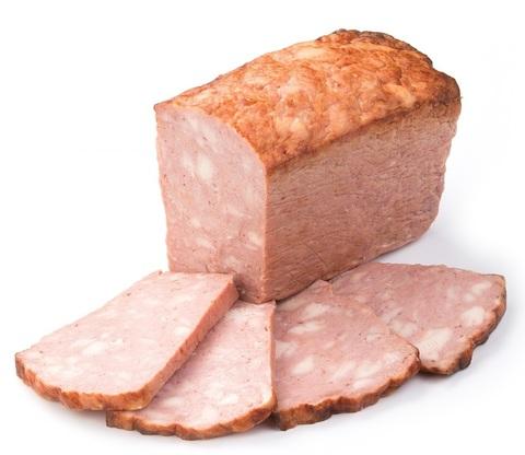Хлебец варёный мясной
