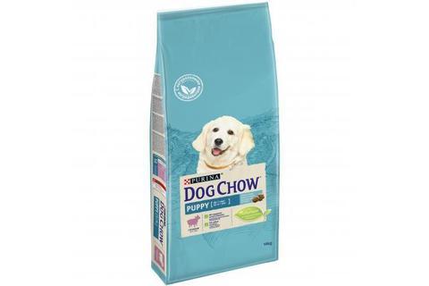Сухой корм Purina Dog Chow для щенков всех пород, ягнёнок