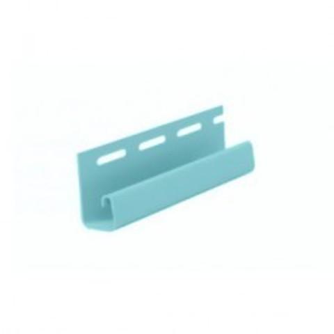 Файнбир J-профиль бирюза 3,05 м