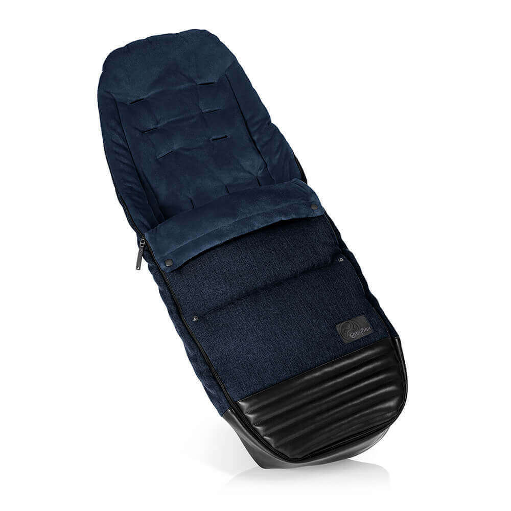 Конверт для коляски Cybex Теплый конверт в коляску Cybex Priam Footmuff Midnight Blue cybex-priam-footmuff-midnight-blue.jpg