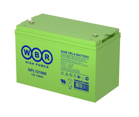 Аккумулятор глубокого разряда 12В   100 А/ч  GPL121000