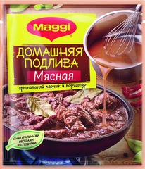 "Подлива домашняя ""Maggi"" мясная 90г"