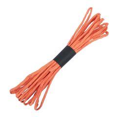 Шнур декоративный оранжевый 5 м
