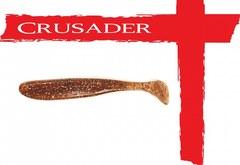 Виброхвост Crusader No.06 80мм, цв.016, 10шт.