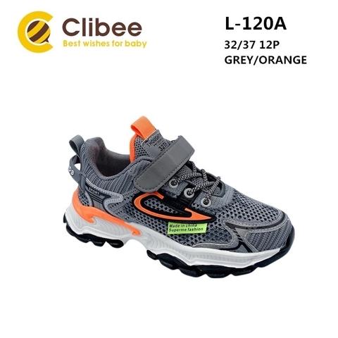 Clibee L120A Grey/Orange 32-37