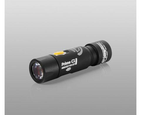 Фонарь Armytek Prime C1 Magnet USB+18350 / XP-L Теплый / 900 лм / TIR 20°:80° / 1x18350 или 1xRCR123