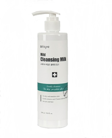 Молочки для демакияжа лица и глаз Stayve Mild Cleansing Milk 290 мл.