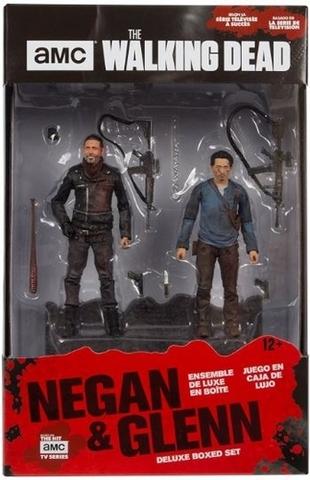 ФигуркаMcFarlane Toys The Walking Dead 2-pack Negan & Glenn