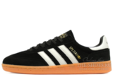 Кроссовки Мужские Adidas Spezial Black White