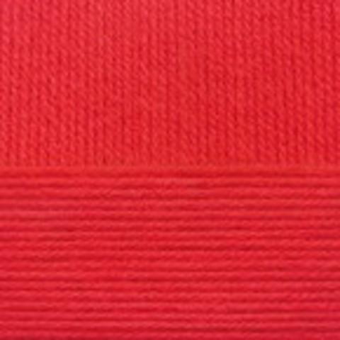 Купить Пряжа Пехорка Зимняя премьера Код цвета 088-Красный мак | Интернет-магазин пряжи «Пряха»