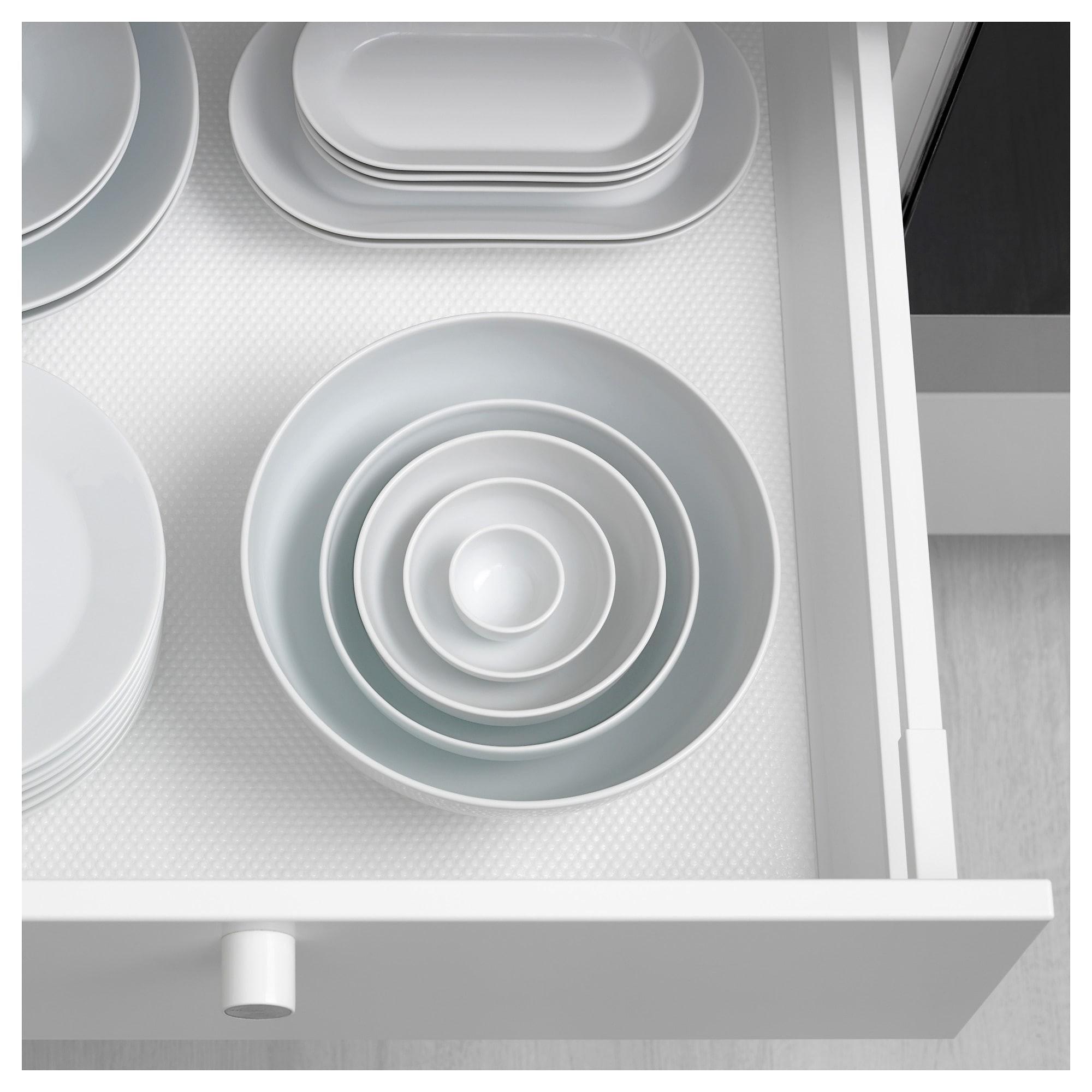ИКЕА/365+ Миска с округлыми стенками белый,13 см