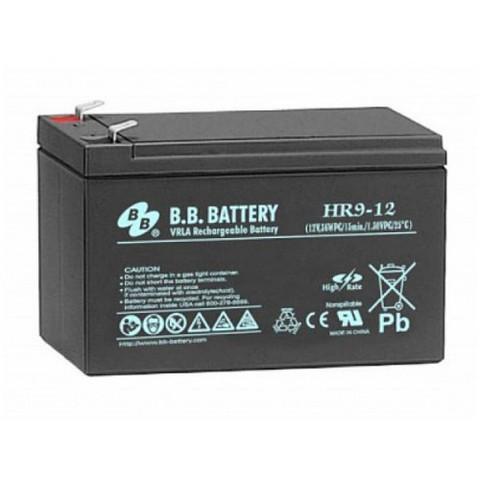 Аккумулятор BB Battery HRL9-12