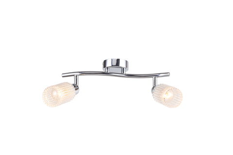 Настенный светильник Escada 1133/2A E14*40W Chrome