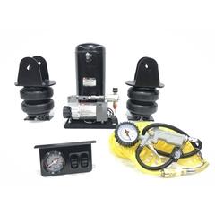 Toyota HiLux VII пневмоподвеска задней оси + система управления 2 контура (ресивер)
