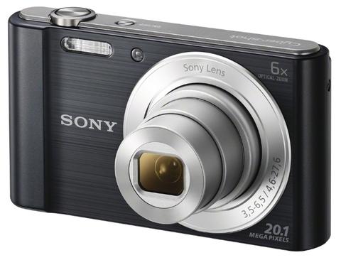 Фотоаппарат цифровой SONY DSC-W810S