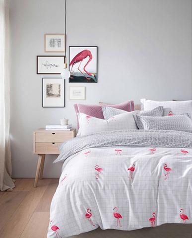 Семейное постельное белье сатин-твил G529