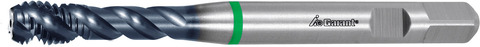 Метчик машинный для станков с ЧПУ HSS-E-PM ВО / Форма C TiAlN