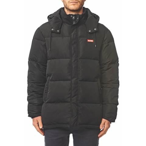 Куртка Globe Ignite Puffer Jacket - black