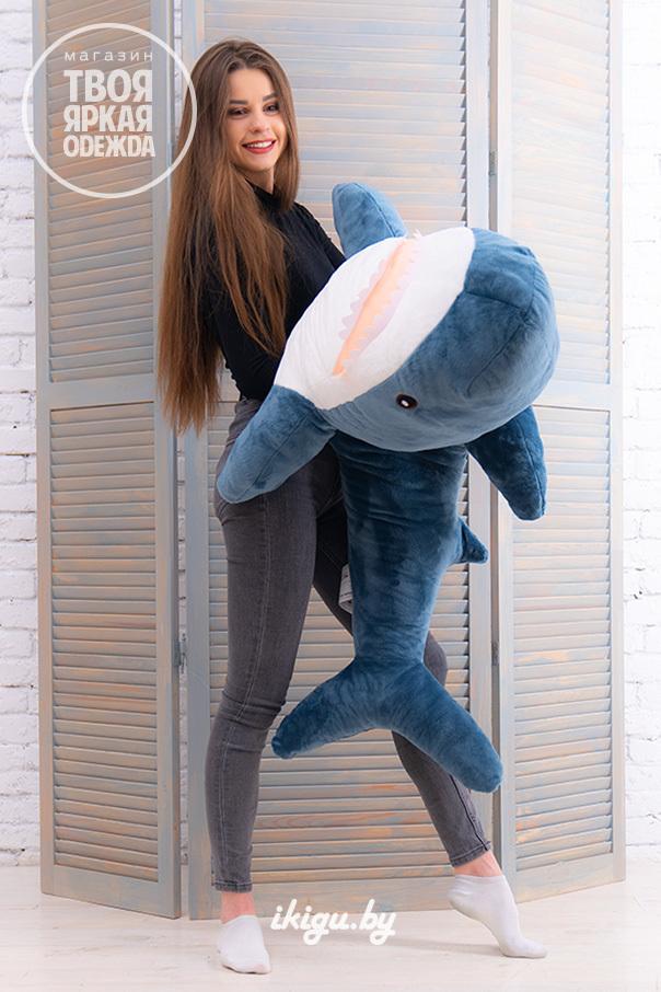 "Подушки Подушка ""Акула"" 140см акула_140.jpg"