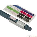 Шариковая ручка Moleskine Classic Click 1мм темно-синяя (EW51CB1110)
