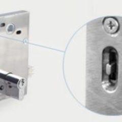 LC72.3 Врезной электромеханический замок PERCo