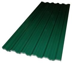 Профнастил С-8 (RAL 6005) зеленый мох 1200х2000х0,4мм (2,4м2)