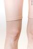 Шорты Тянутся до колен basic | бежевый