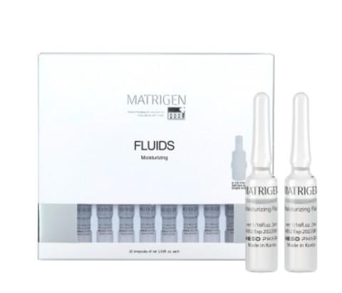 Сыворотки Matrigen Moisturizing Fluids 1 ампула 2 мл.