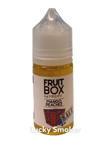 Жидкость Fruit Box Salt 30 мл Mango Peachez