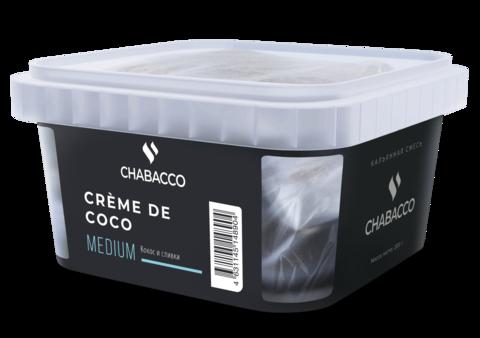 Chabacco Creme de Coco (Кокос и сливки) 200г