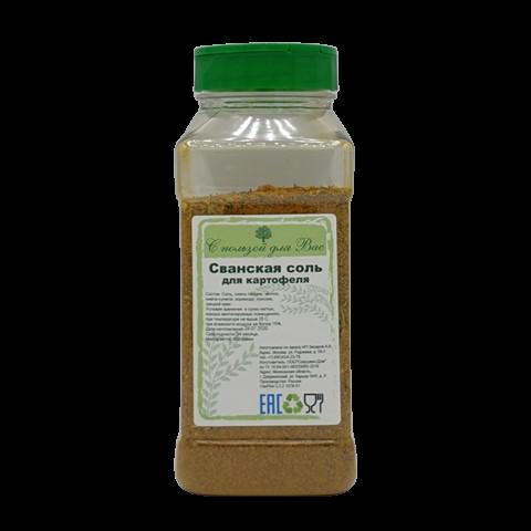 Сванская соль для картофеля С ПОЛЬЗОЙ ДЛЯ ВАС, 600 гр