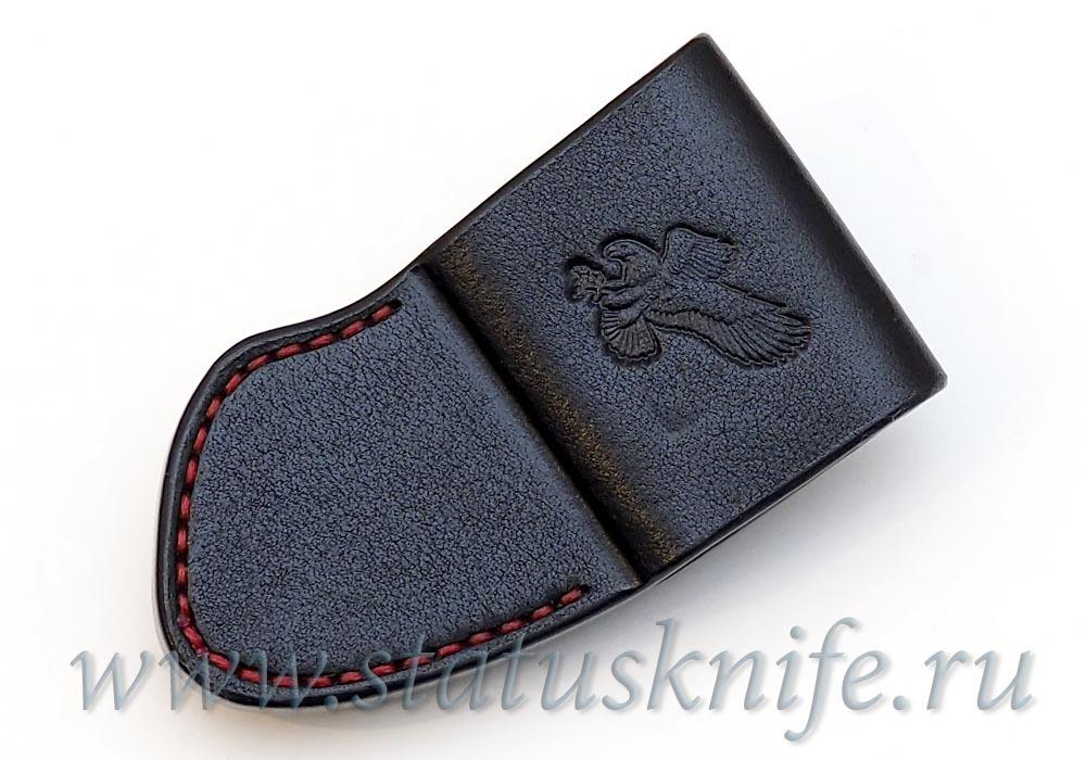 Чехол кожаный черный ZT 0801 - фотография