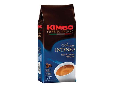 Кофе в зернах Kimbo Aroma Intenso, 500 г