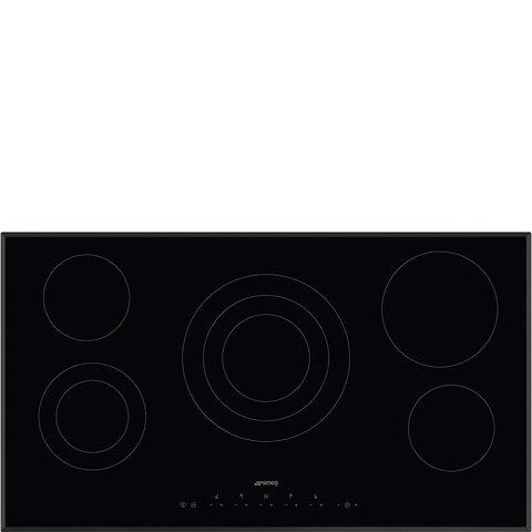 Независимая электрическая варочная панель Smeg SE395ETB