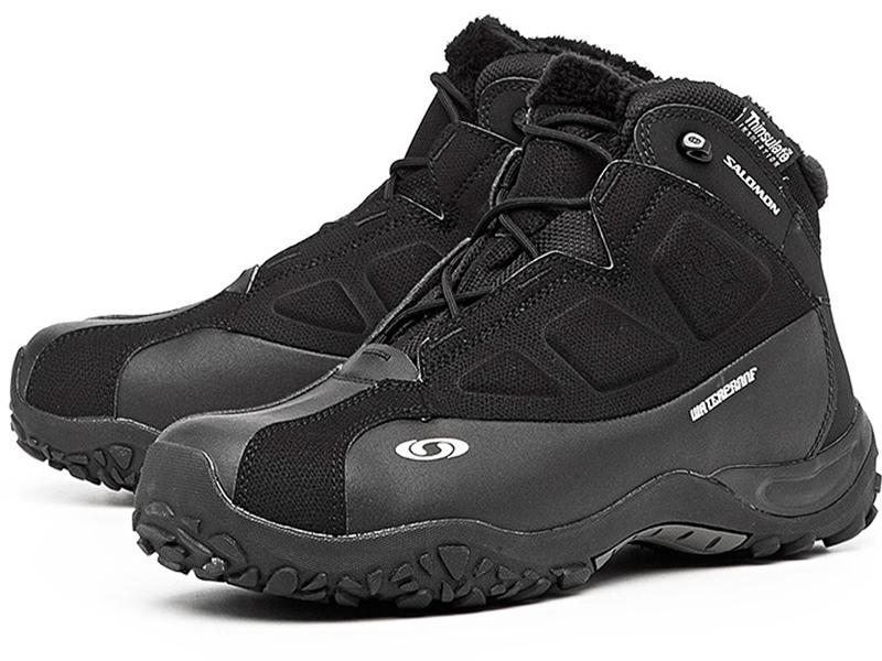 Зимние мужские ботинки AVO M