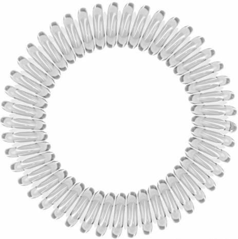 Invisibobble SLIM Crystal Clear резинка для волос