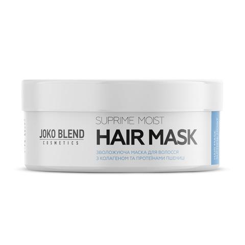 Маска зволожуюча для всіх типів волосся Suprime Moist Joko Blend 200 мл (1)