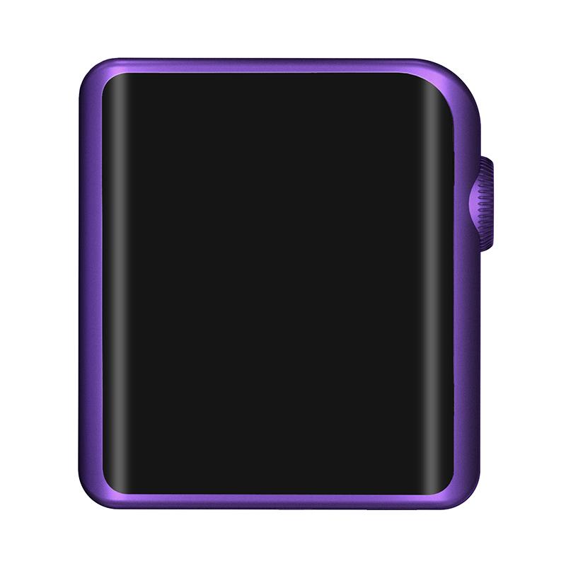 Shanling M0 purple, портативный аудиоплеер