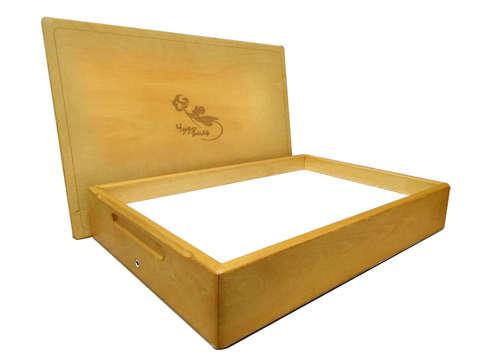 Стол - планшет для рисования песком без отсека (50х35)