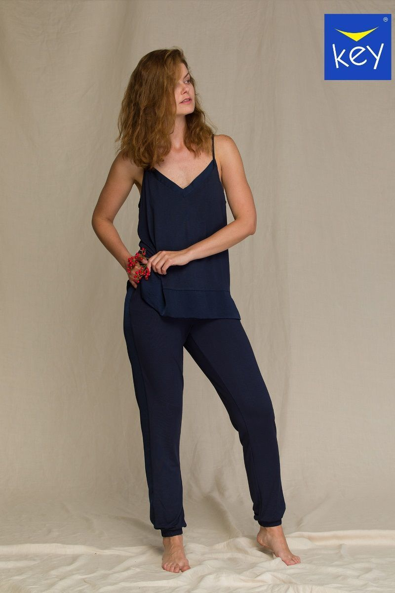 Пижама женская со штанами KEY LNS 123 A21