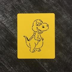 Динозавр №15