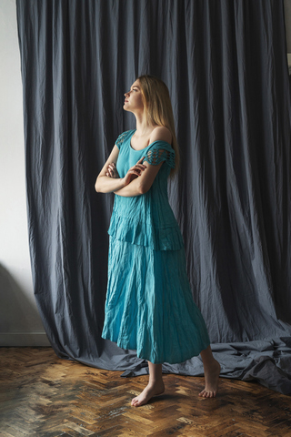 Дара. Платье женское. PL-4236