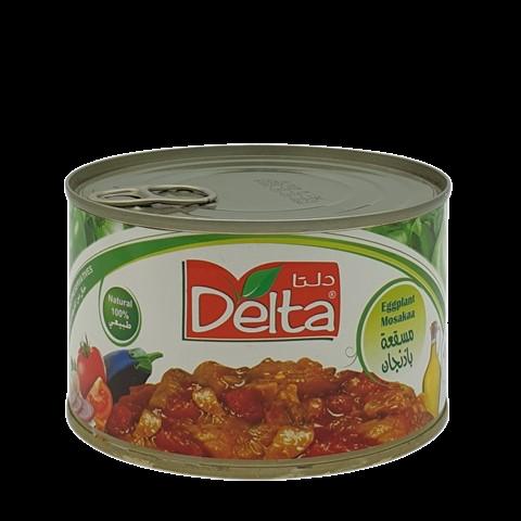 Мусака из баклажанов Delta, 400 гр