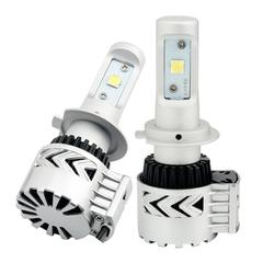 Светодиодные лампы H7 головного света серия G8 Aurora ALO-G8-H7-6000LM