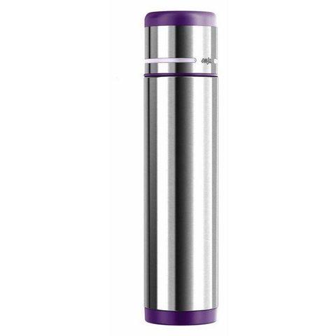 Термос Emsa Mobility (1 литр), фиолетовый/стальной