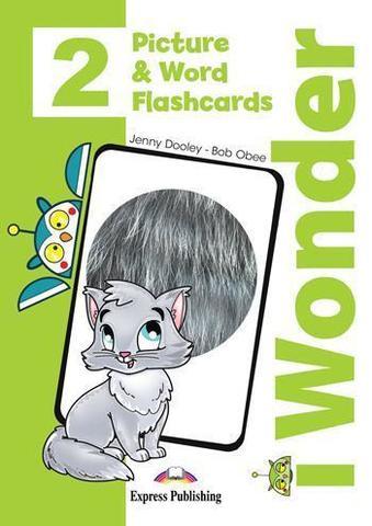 i-Wonder 2. Picture & Word Flashcards (International). Картинки для запоминания лексики