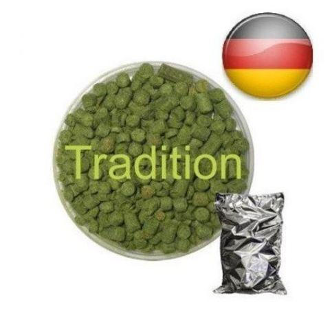 Хмель Халлертауэр Традишн (Hallertauer Tradition), α-5.4%