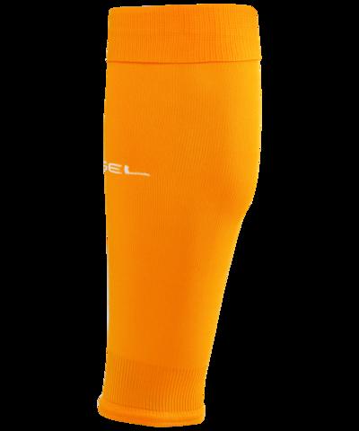 Гольфы футбольные JA-002, оранжевый/белый