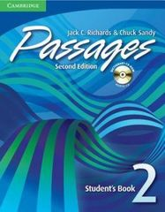 Passages Second Edition Level 2 Student's Book with Audio CD/CD-ROM