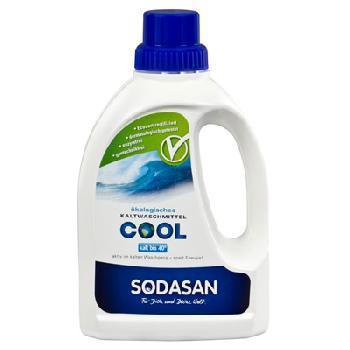 Средство для стирки, Sodasan, в холодной воде, 750 мл
